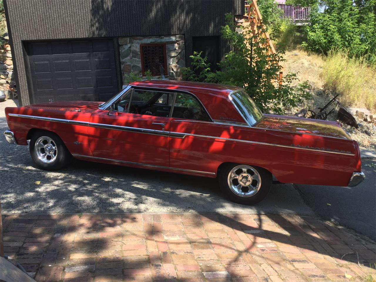 Large Picture of Classic '65 Ford Fairlane 500 located in Helena Montana - $37,500.00 - OWOY