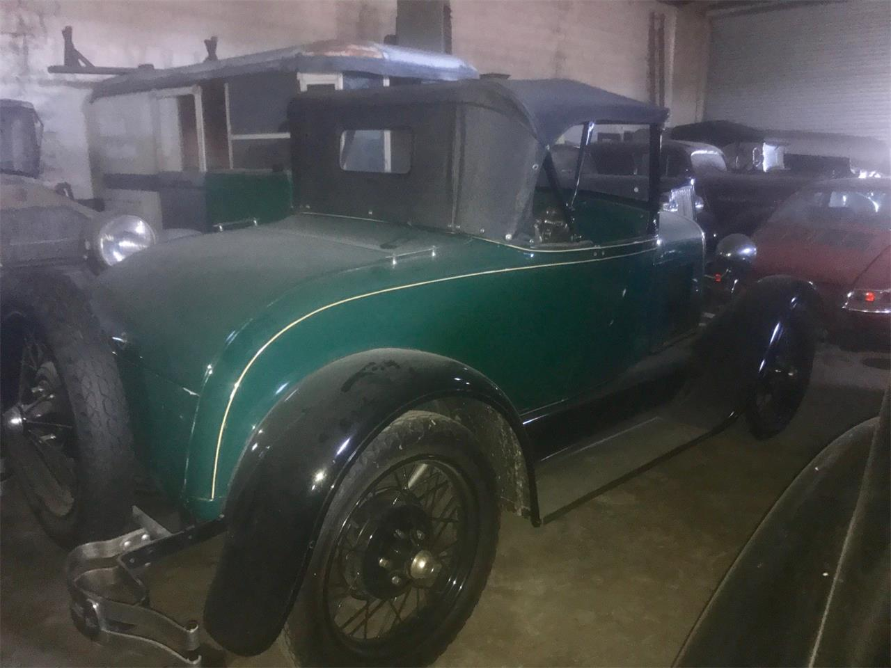 Large Picture of '28 Model A - OWP1