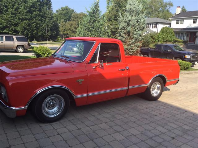 Picture of '67 C10 - OWPC