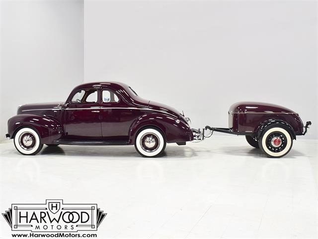 Picture of '40 Coupe - OWPO