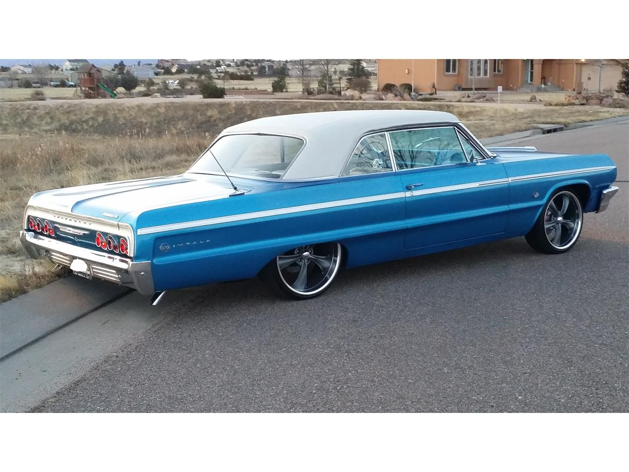 Large Picture of 1964 Impala SS Offered by a Private Seller - OWPV