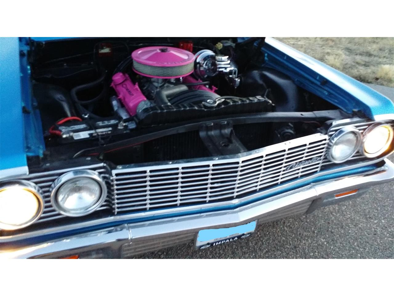 Large Picture of Classic '64 Chevrolet Impala SS - $32,900.00 - OWPV