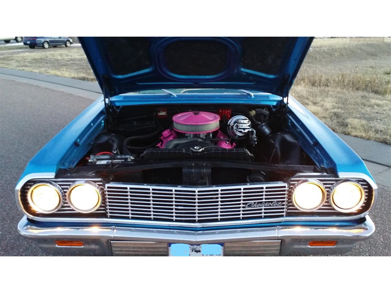 Large Picture of Classic 1964 Impala SS Offered by a Private Seller - OWPV