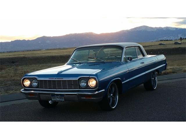 Picture of 1964 Chevrolet Impala SS located in Peyton Colorado - OWPV