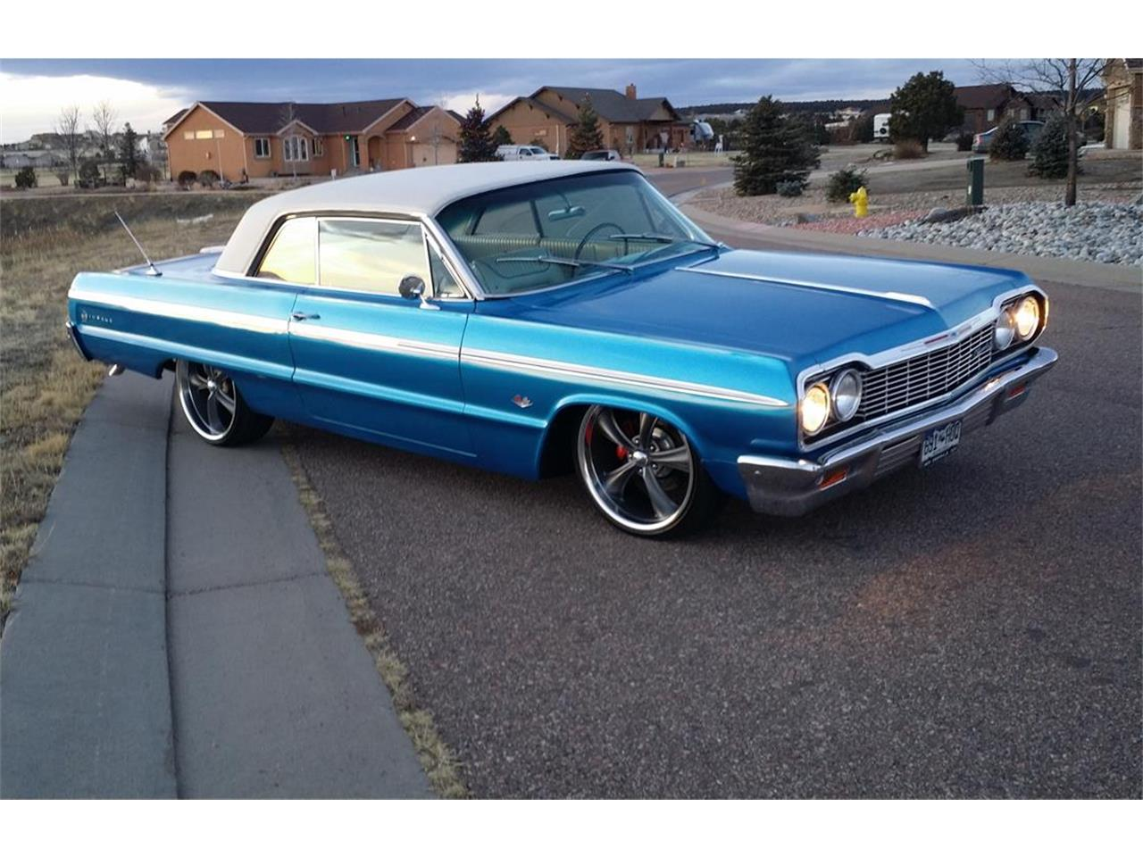 Large Picture of '64 Chevrolet Impala SS located in Colorado - OWPV