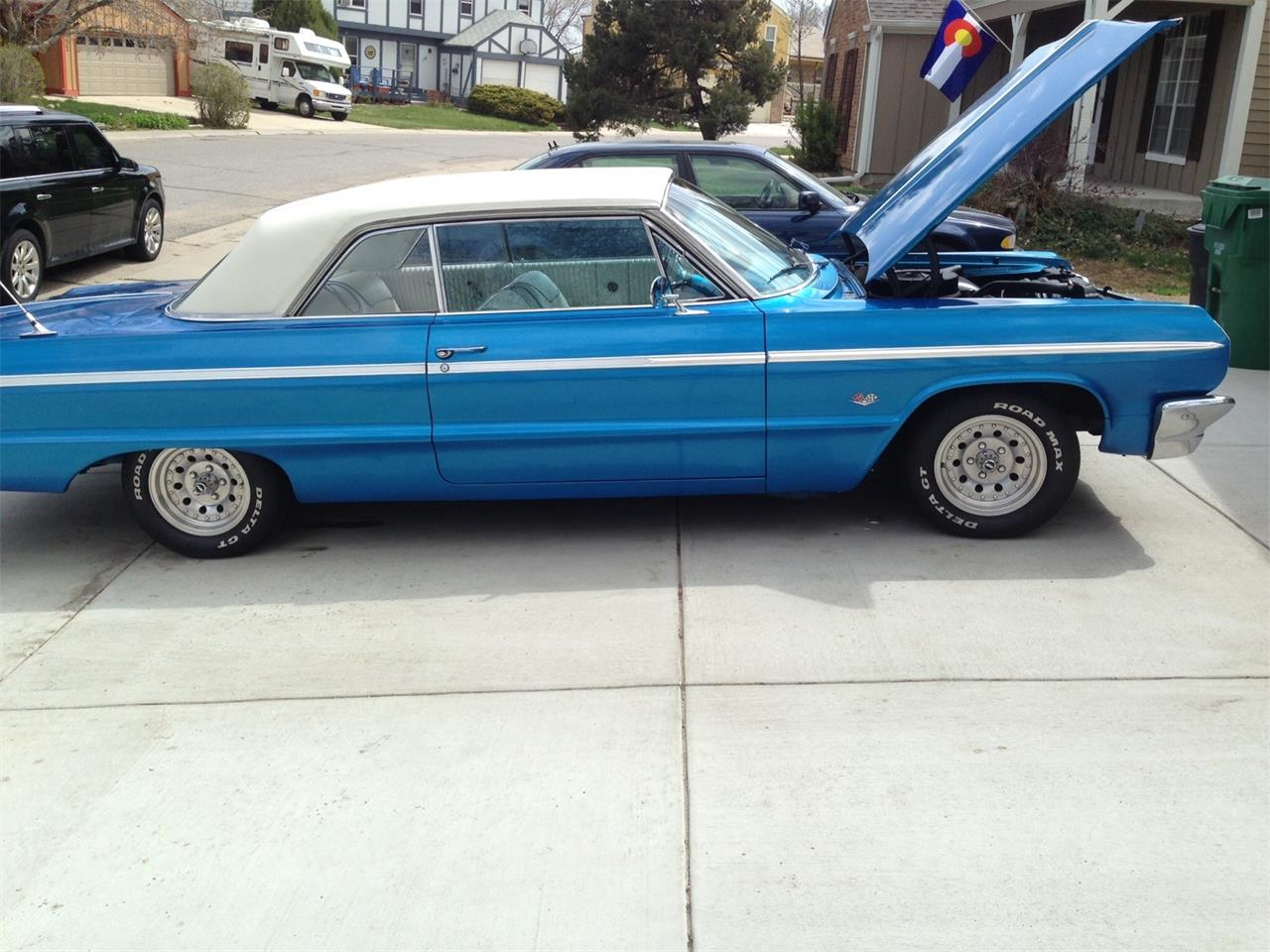 Large Picture of '64 Impala SS - OWPV