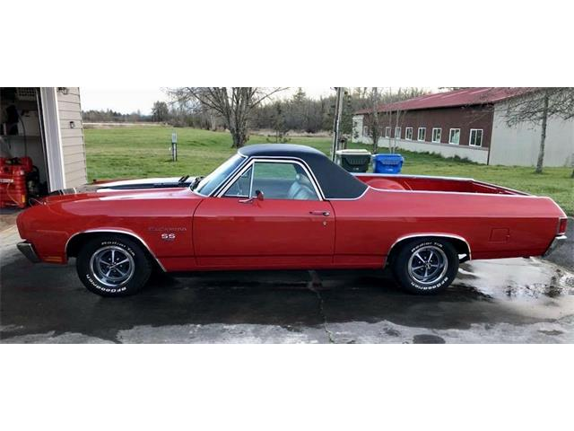 Picture of Classic '70 Chevrolet El Camino SS - $34,950.00 Offered by a Private Seller - OWQB