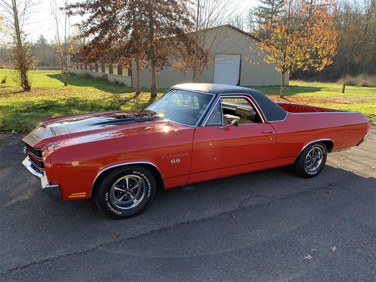 Large Picture of '70 El Camino SS - OWQB