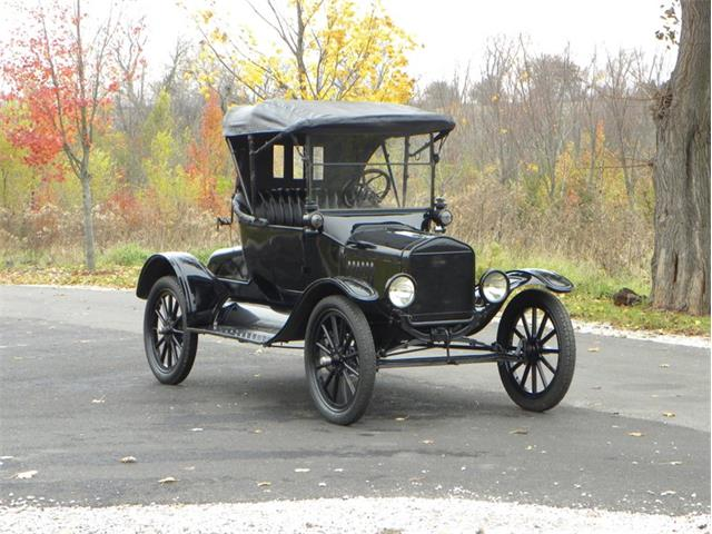 Picture of '17 Model T located in Illinois - OWQP