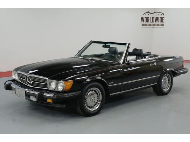 Picture of '86 560SL - OWQS