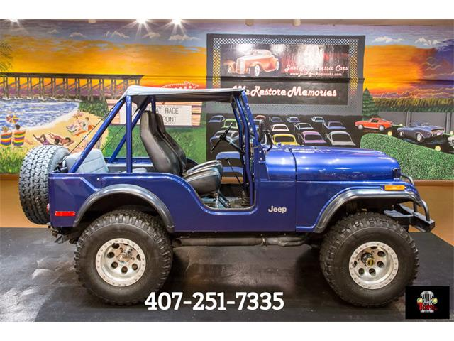 Picture of Classic '73 CJ located in Orlando Florida - $19,995.00 Offered by  - OWR6