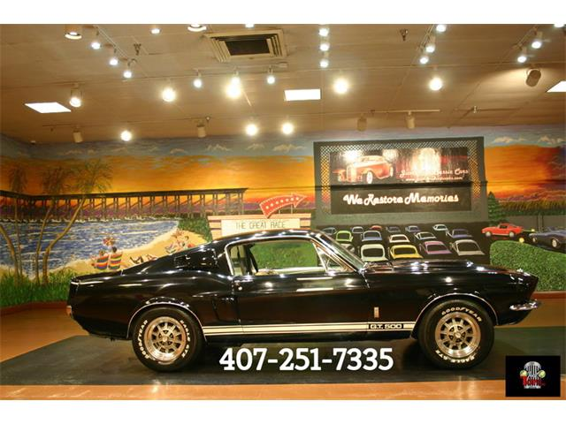 Picture of '67 GT500 - OWRA