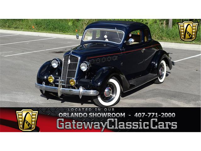 1935 Plymouth Deluxe