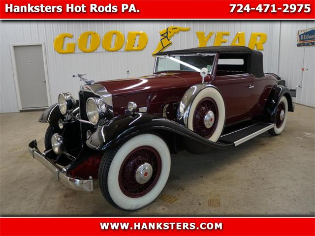 Picture of 1932 Packard Standard Eight located in Homer City Pennsylvania - $115,000.00 - OWSE