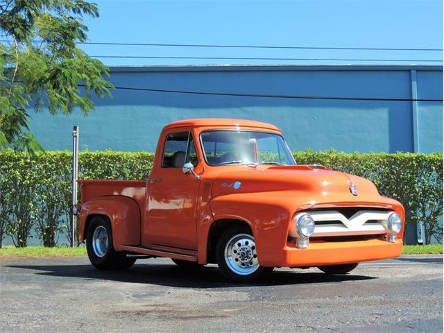 Picture of '55 F100 - OWT2