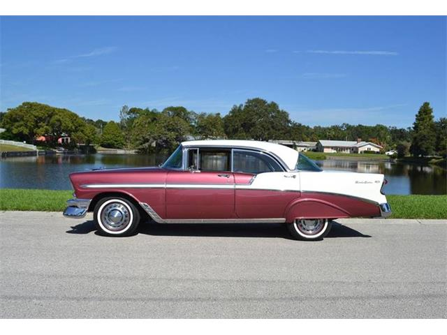 Picture of Classic '56 Chevrolet Bel Air located in Clearwater Florida Offered by  - OWTK