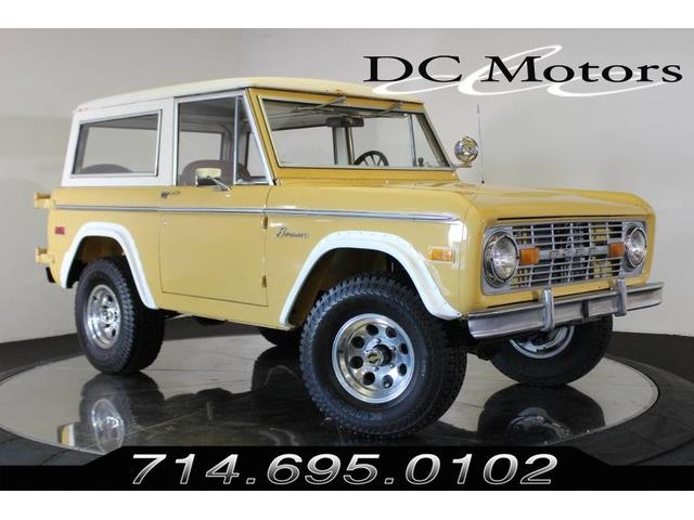 Picture of '73 Bronco - OWUB