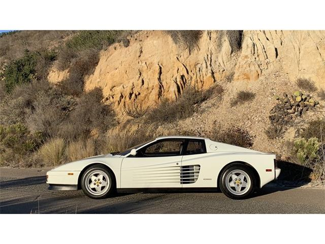 Picture of '91 Testarossa - OWUU