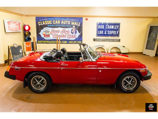 Picture of '75 MGB - OWVC