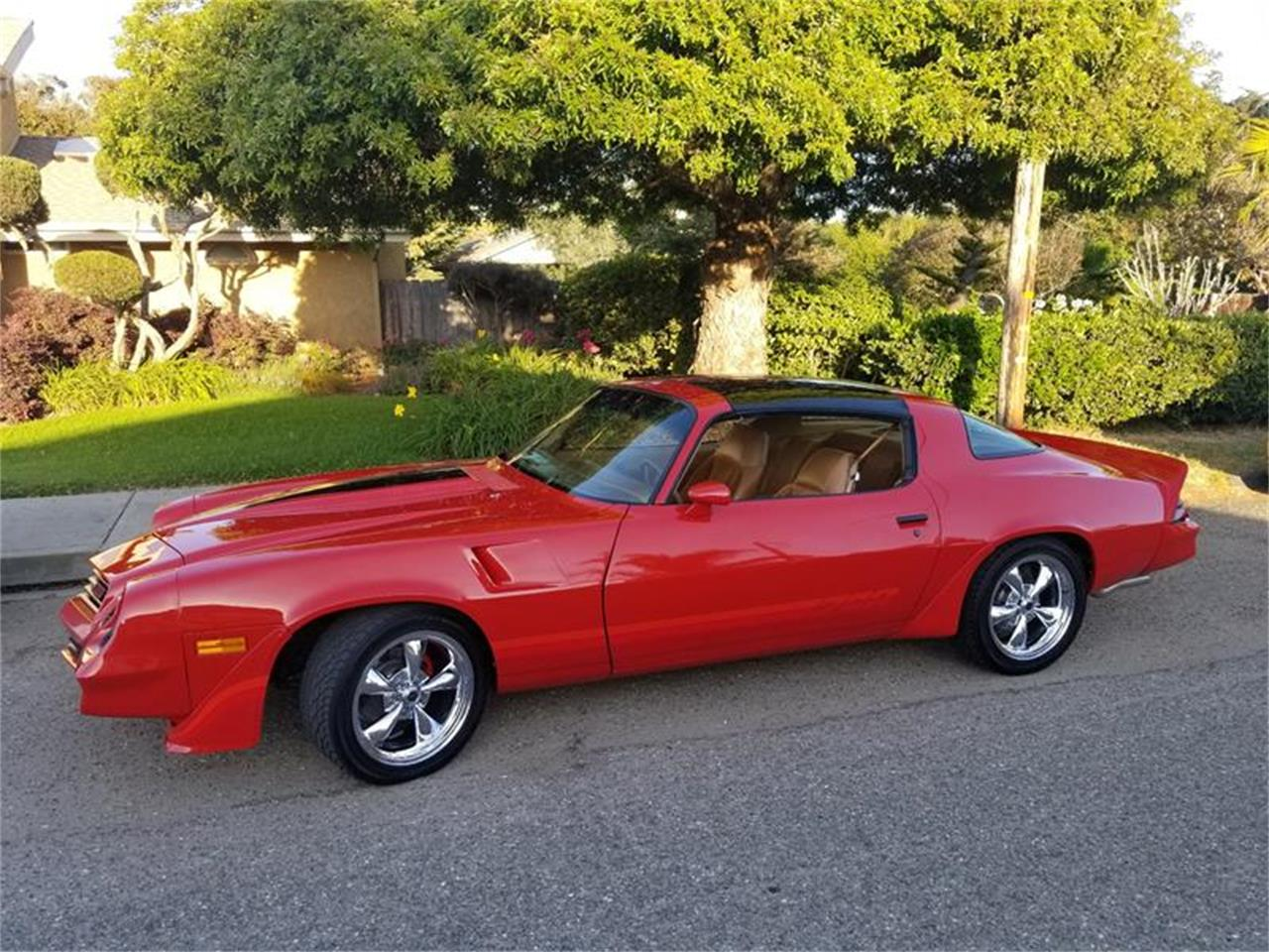 Large Picture of '80 Camaro - OWVH
