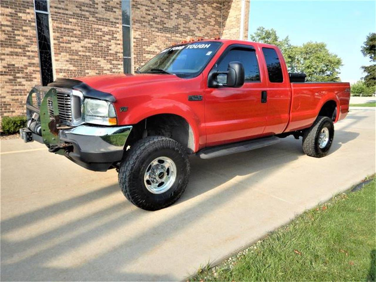 2000 Ford F250 For Sale