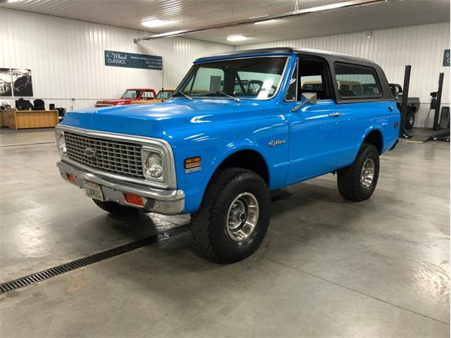 Picture of Classic 1972 Blazer - $29,900.00 Offered by  - OWVK