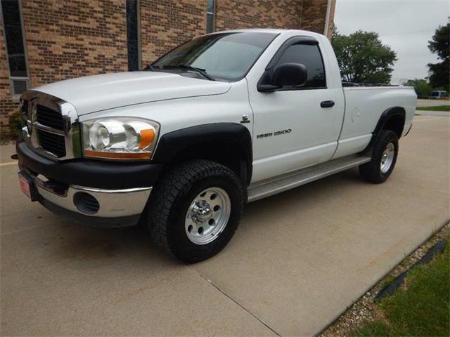 Picture of '06 Ram 2500 - OWVO