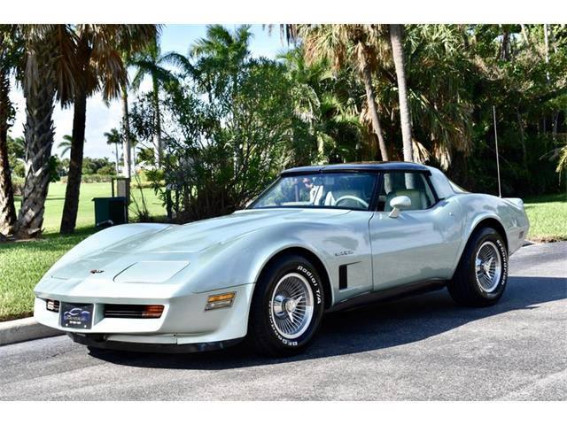 corvette c3 stingray 1982