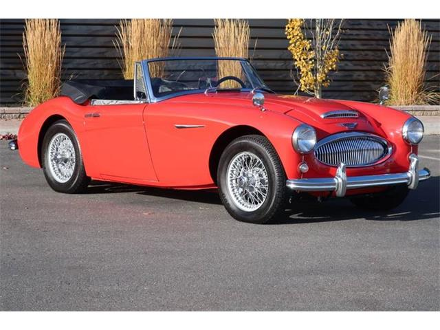 c765815a2e1 1961 to 1963 Austin-Healey 3000 for Sale on ClassicCars.com