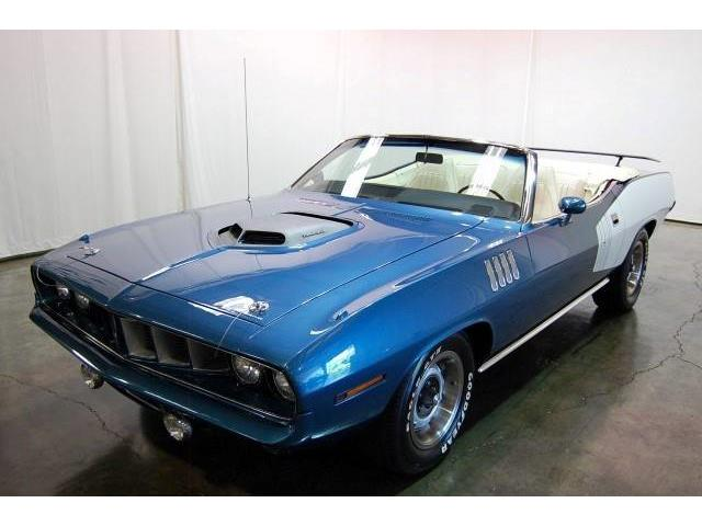Picture of Classic '71 Plymouth Cuda located in Georgia - $185,000.00 Offered by  - OWWU