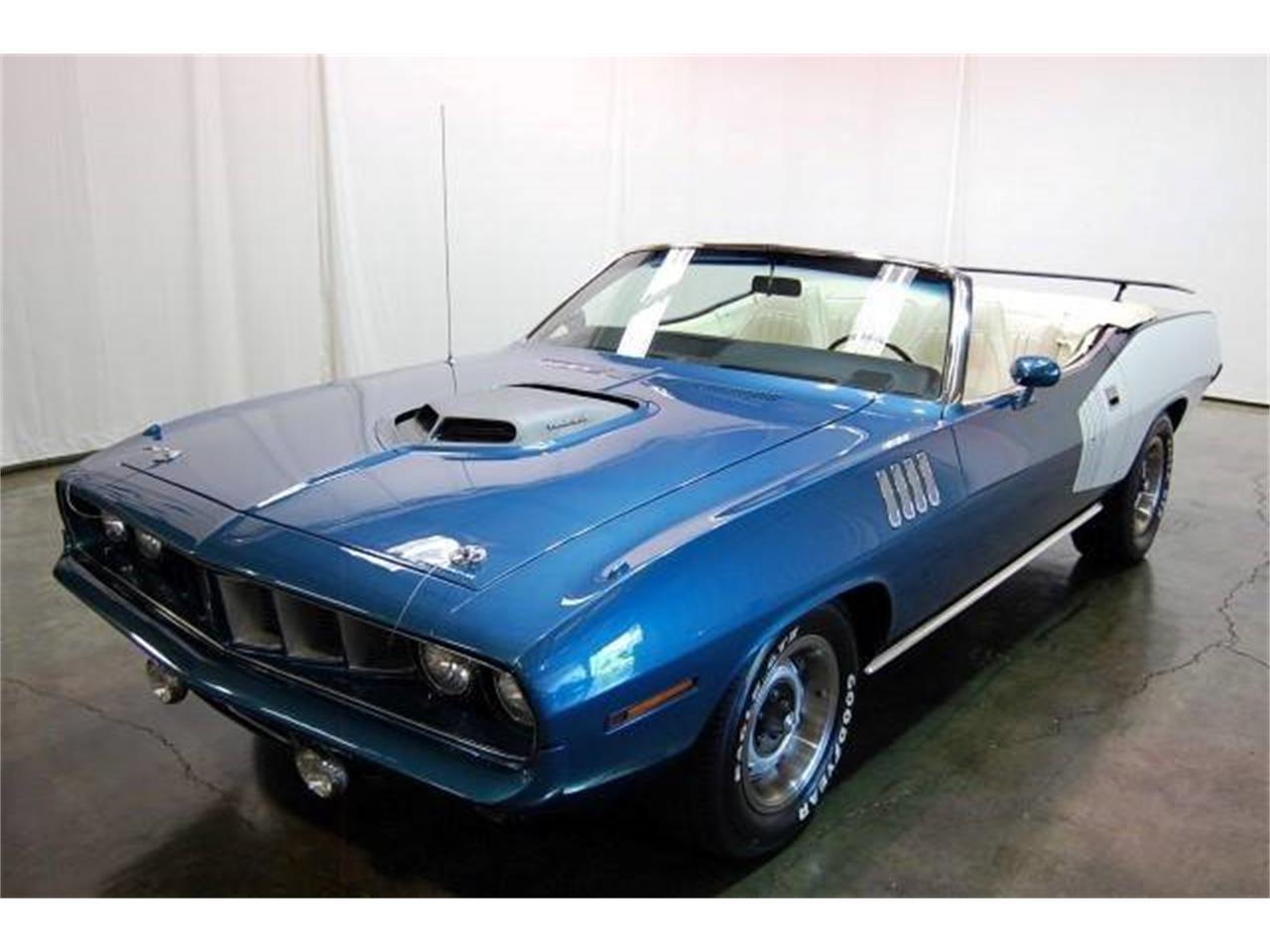 For Sale: 1971 Plymouth Cuda in Marietta, Georgia