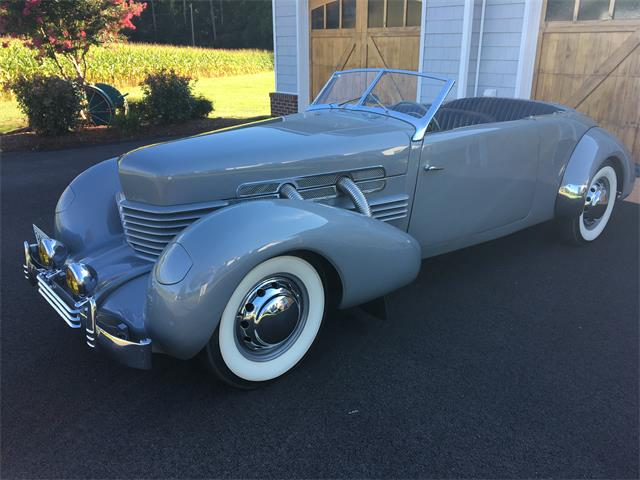 Picture of 1937 Cord 812 located in Charlotte Hall Maryland Offered by a Private Seller - OWX7