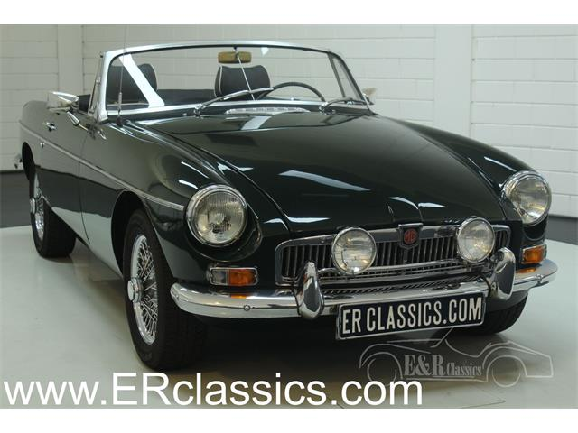 Picture of '66 MGB - OWXB