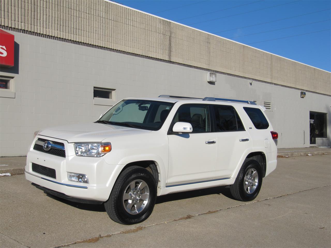 2010 4runner For Sale >> For Sale 2010 Toyota 4runner In Omaha Nebraska