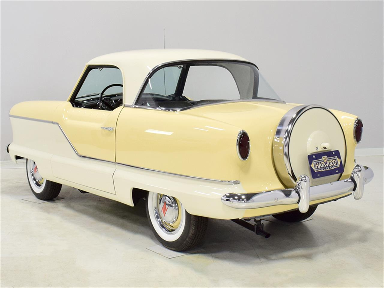Large Picture of '58 Metropolitan - OWXX