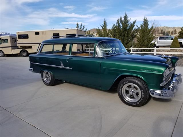 Picture of Classic 1955 Wagon - $34,000.00 - OWXZ