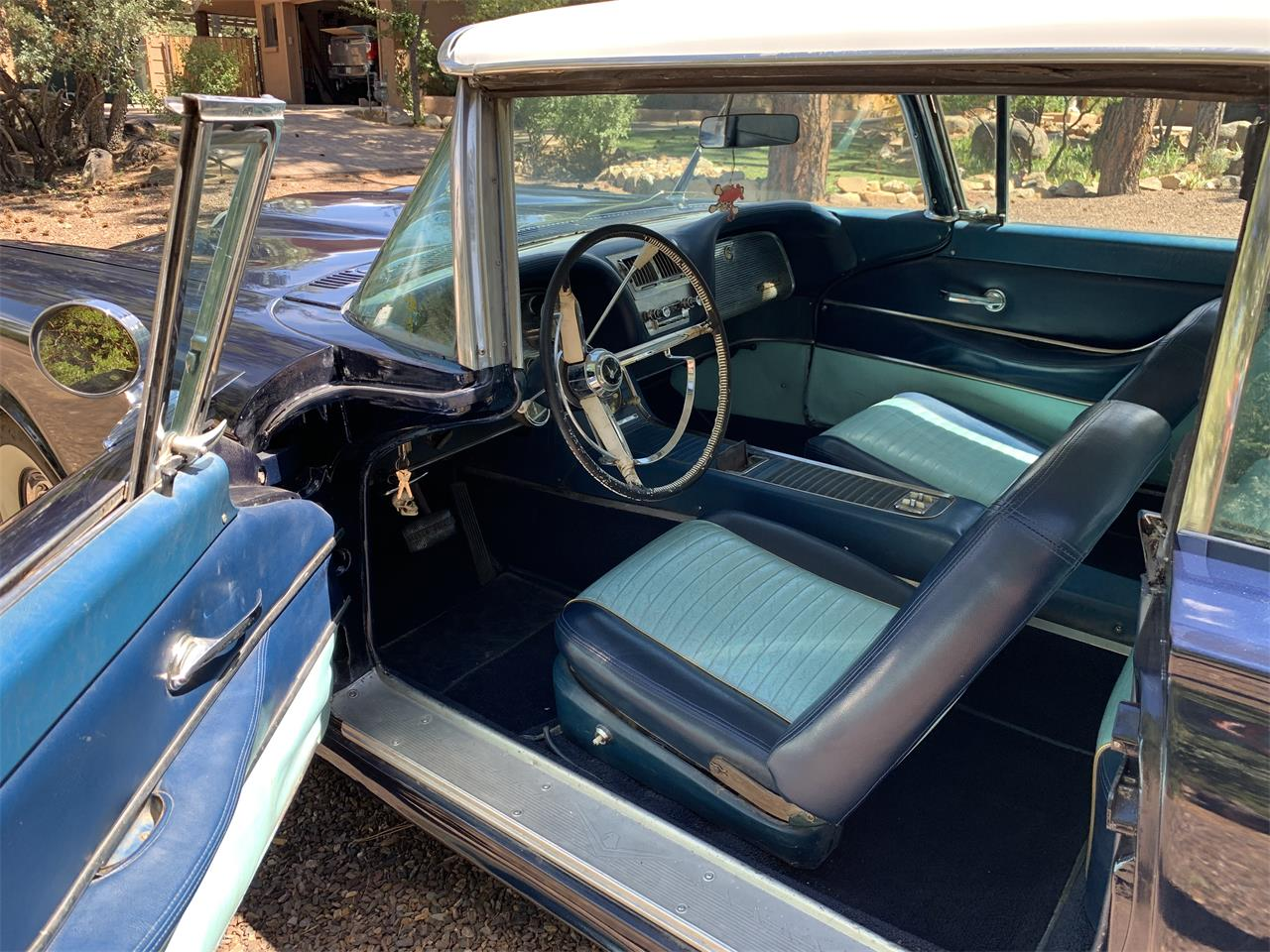 Large Picture of Classic '59 Ford Thunderbird located in Arizona - $11,000.00 Offered by a Private Seller - OWY4