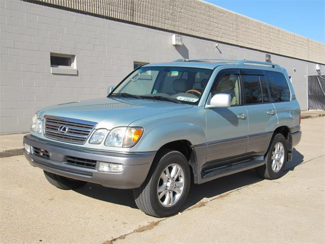 Picture of '05 LX470 - OWY7