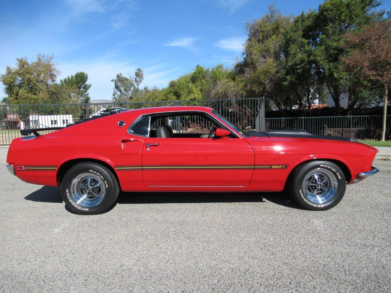 Large Picture of '69 Mustang Mach 1 - OWYM