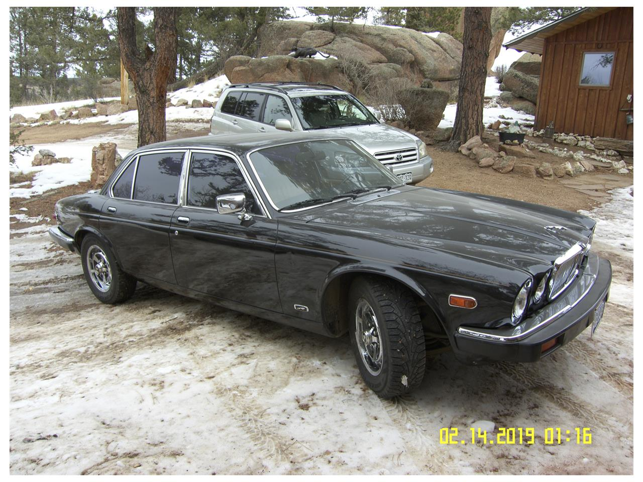 Large Picture of '87 XJ6 - OWZ1
