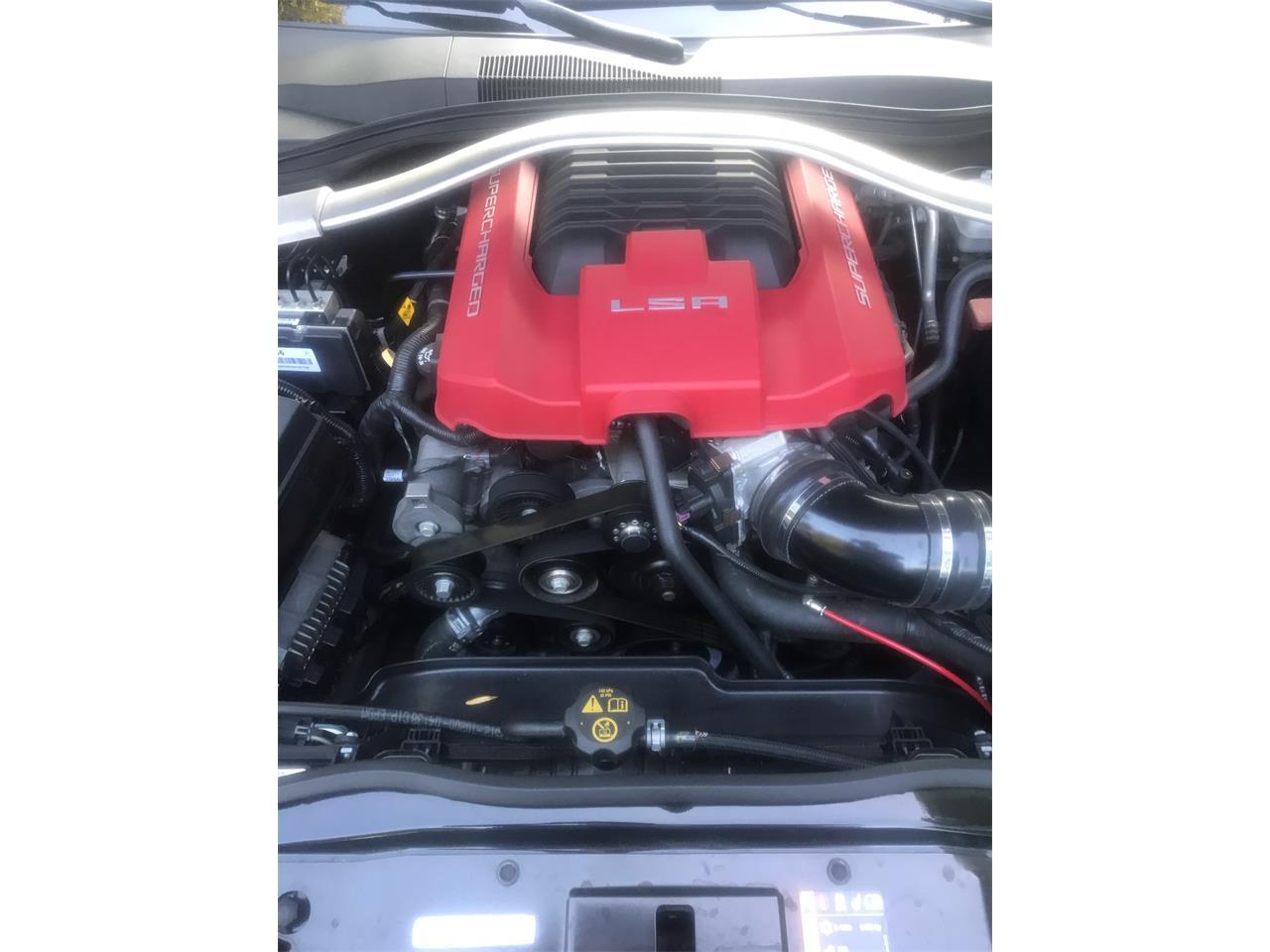 Large Picture of '12 Camaro - OWZ7