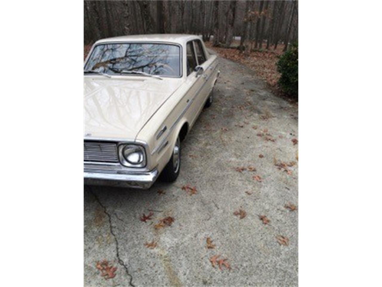 Large Picture of '66 Dart - OWZL