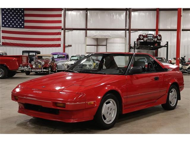 Picture of '86 MR2 - OWZW