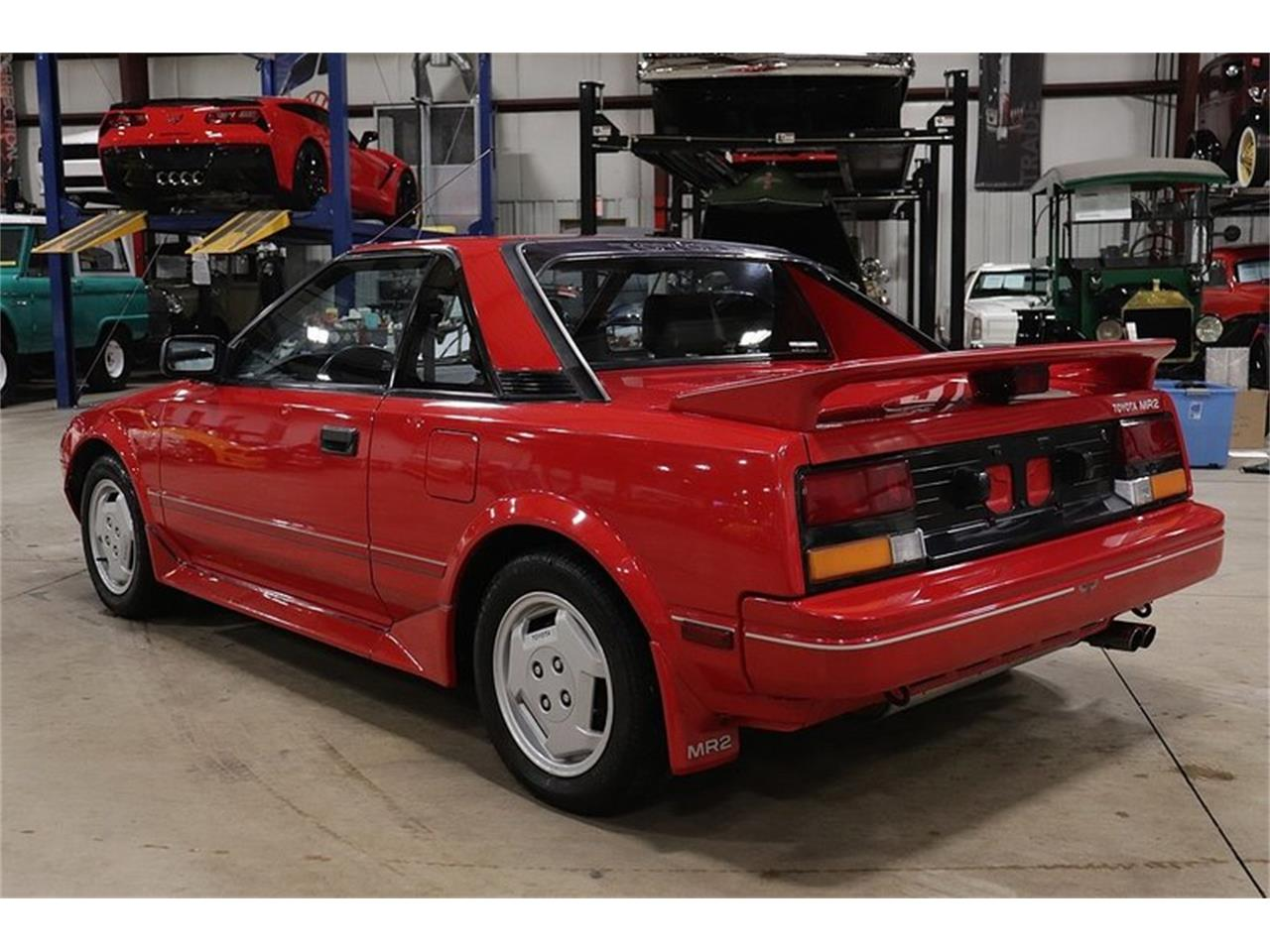 1986 toyota mr2 for sale classiccars cc 1162508