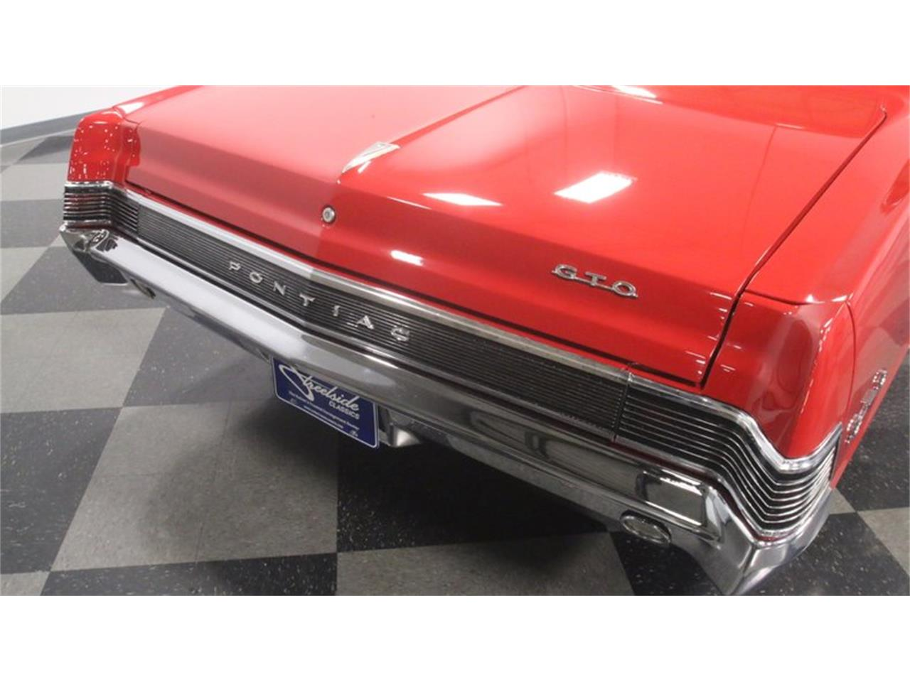 Large Picture of '65 GTO - OWZX