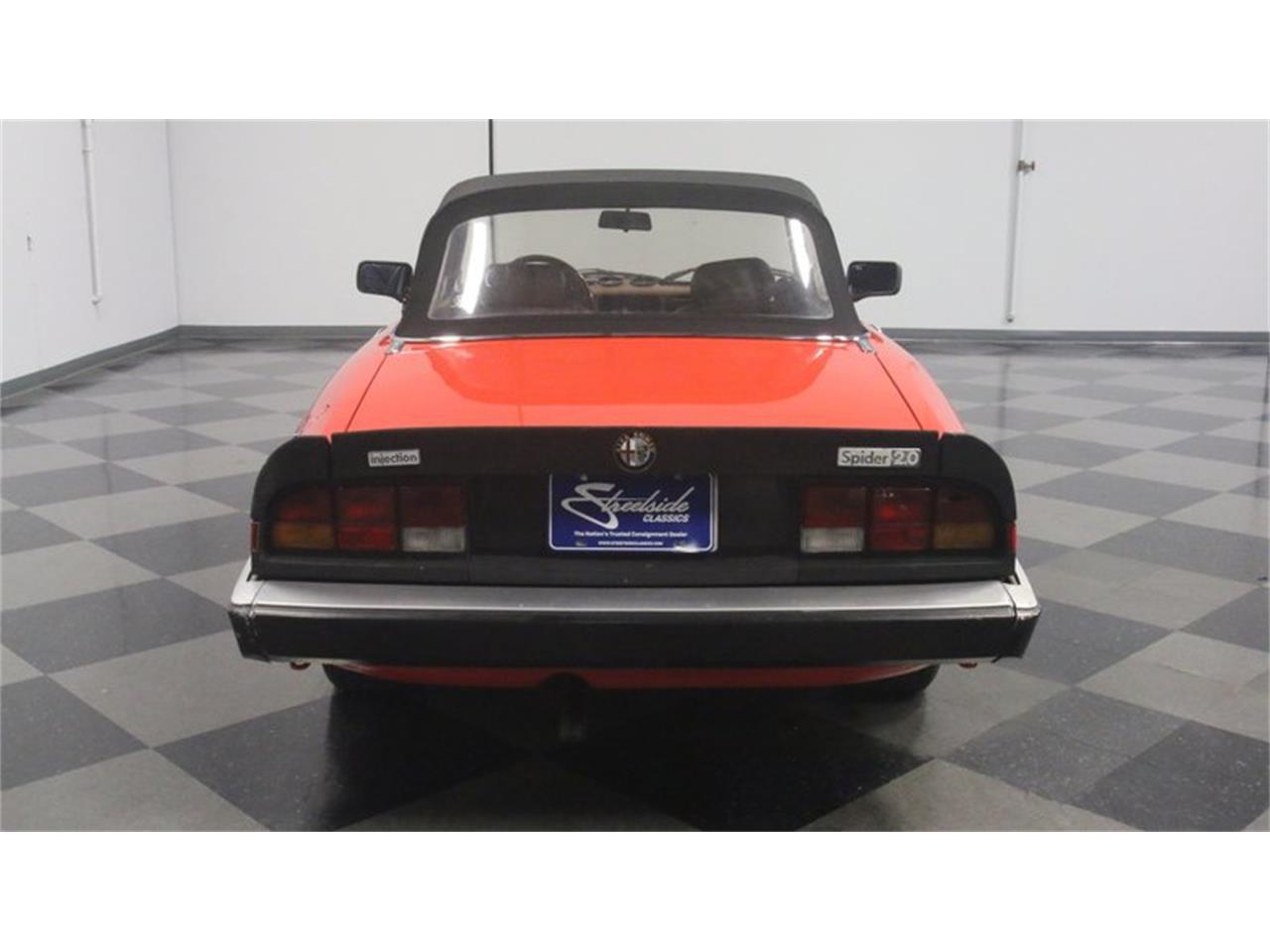Large Picture of '84 Alfa Romeo Spider Veloce located in Georgia - $8,995.00 Offered by Streetside Classics - Atlanta - OX0E
