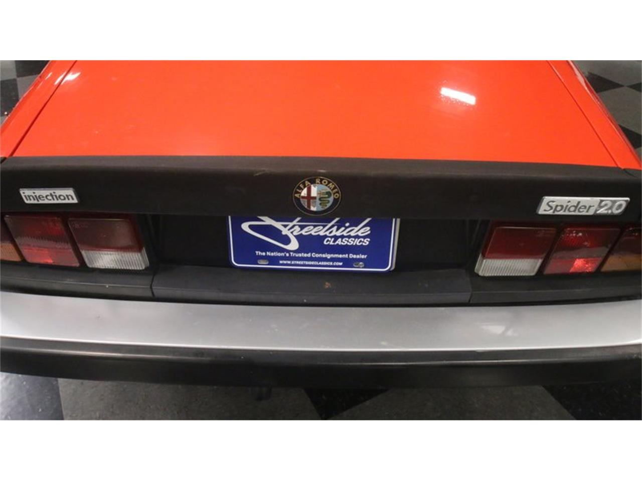 Large Picture of 1984 Alfa Romeo Spider Veloce located in Lithia Springs Georgia Offered by Streetside Classics - Atlanta - OX0E