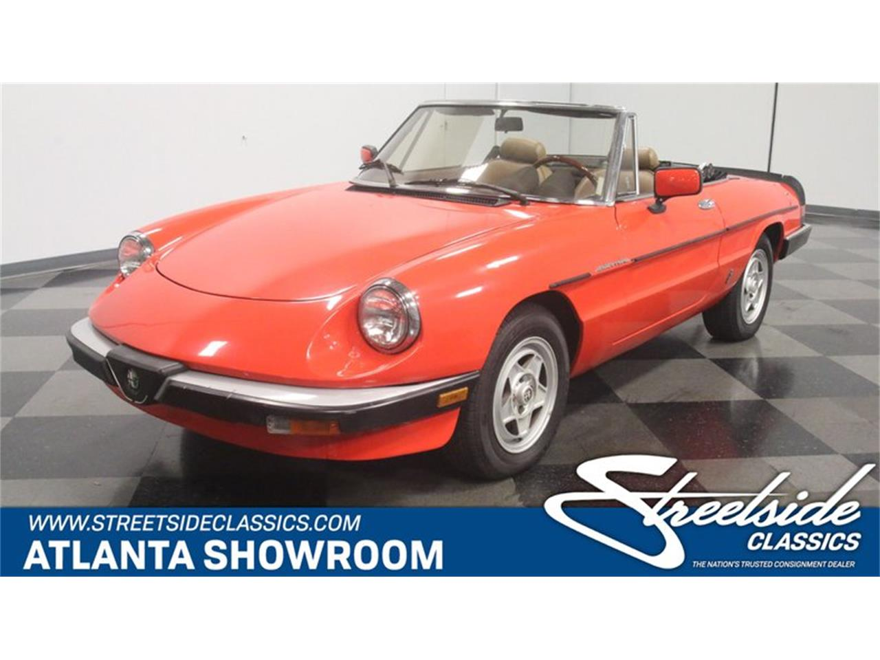Large Picture of 1984 Spider Veloce Offered by Streetside Classics - Atlanta - OX0E