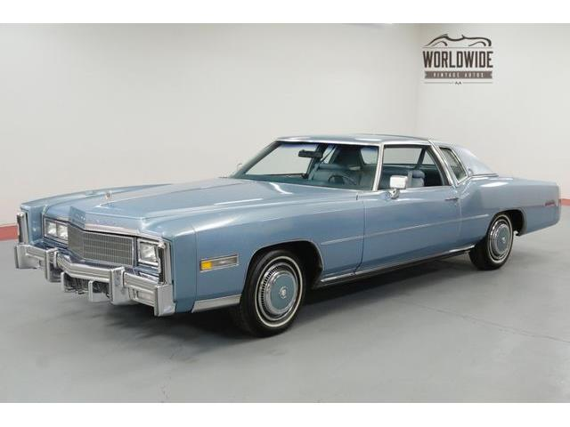 1977 cadillac eldorado for sale on. Black Bedroom Furniture Sets. Home Design Ideas