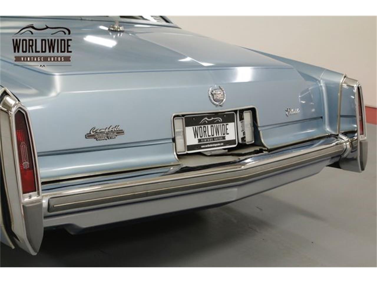 Large Picture of '77 Eldorado - OX10